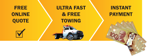 Free quote - Towing - Instant payment